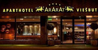 Ararat All Suites Hotel Klaipeda - Klaipėda - Toà nhà