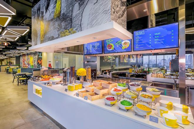 和諧黃酒店 - 雅加達 - 雅加達 - 自助餐