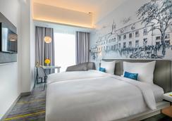 Yello Hotel Harmoni - Jakarta - Bedroom