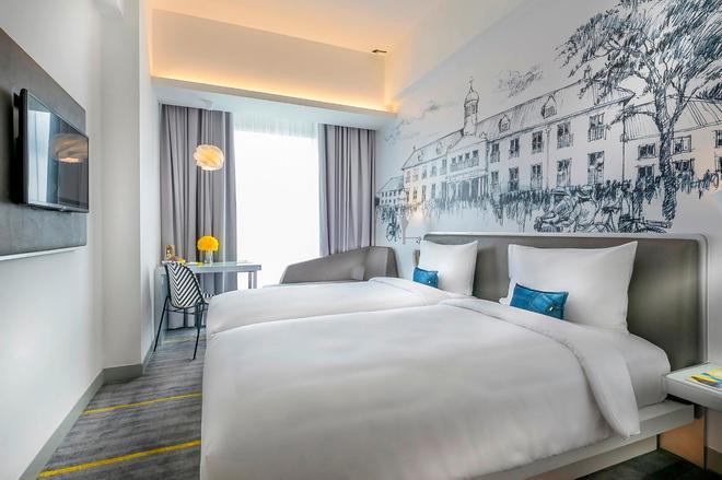 和諧黃酒店 - 雅加達 - 雅加達 - 臥室
