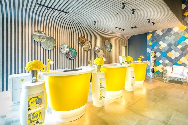 和諧黃酒店 - 雅加達 - 雅加達 - 飲食