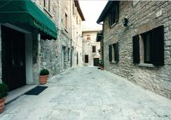 Hotel Tre Ceri - Gubbio - Outdoor view