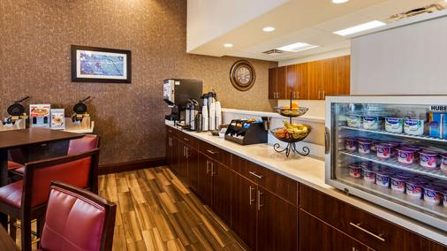 Best Western Plus Executive Suites - Albuquerque - Buffet