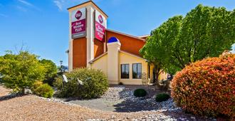 Best Western Plus Executive Suites - Albuquerque - Bâtiment