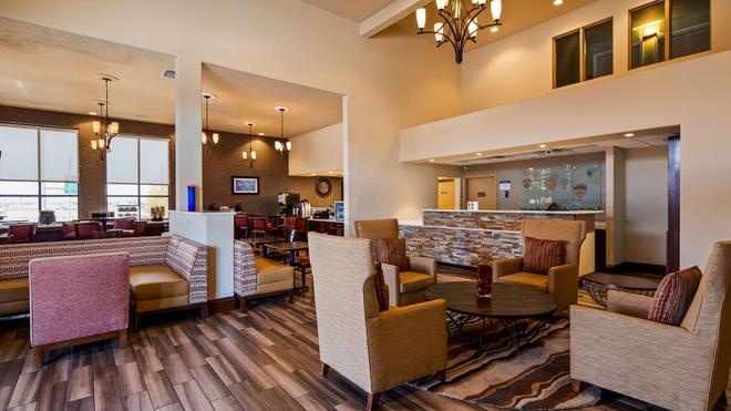 Best Western Plus Executive Suites - Albuquerque - Lobby