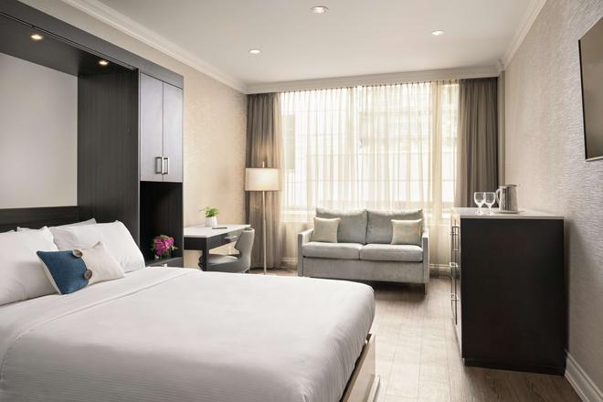 Georgian Court Hotel, BW Premier Collection - Βανκούβερ - Κρεβατοκάμαρα