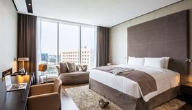 The Canvas Hotel Dubai - MGallery - Dubai - Makuuhuone