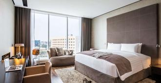 The Canvas Hotel Dubai - MGallery - Дубай - Спальня