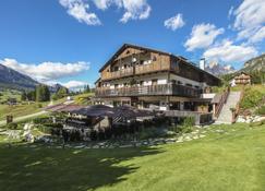 Rosapetra Spa Resort - Cortina d'Ampezzo - Edificio