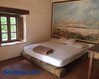Centro Trekking A Cavallo Monte Brugiana - Massa - Bedroom