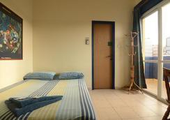 Hayarkon Hostel - Tel Aviv - Makuuhuone