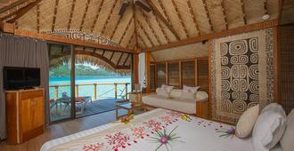 Bora Bora Pearl Beach Resort and Spa - Vaitape