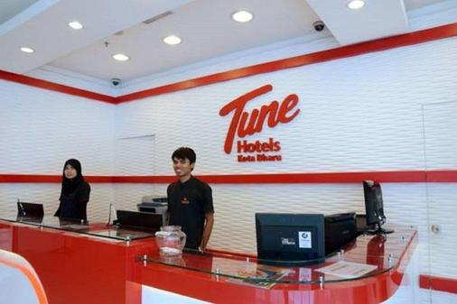 Tune Hotels - Kota Bharu City Centre - Kota Bharu - Front desk
