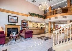 Comfort Suites - Clackamas - Lobby