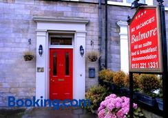 Balmore Guest House - Εδιμβούργο - Θέα στην ύπαιθρο