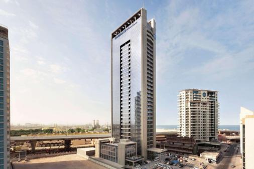 Wyndham Dubai Marina - Dubai - Building
