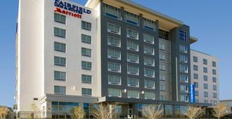Fairfield Inn & Suites Nashville Downtown/The Gulch - Nashville - Building