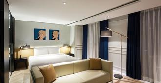 Hotel Peyto Samseong - Seoul - Bedroom