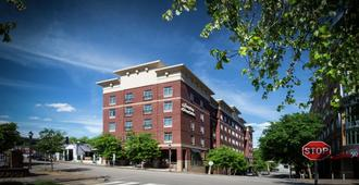 Hampton Inn & Suites Raleigh Downtown - Raleigh - Bygning