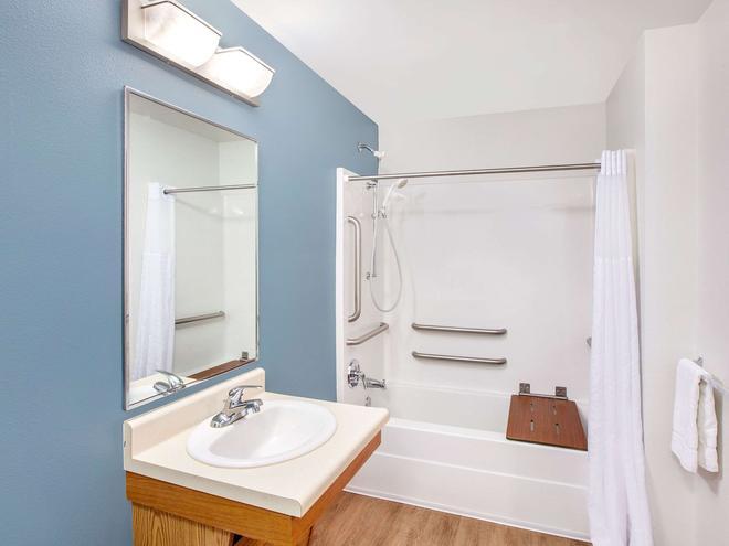 鳳凰城 I-17 號北伍德斯普林套房酒店 - 鳳凰城 - 鳳凰城 - 浴室