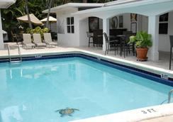 The Hotel Deauville - Fort Lauderdale - Piscina