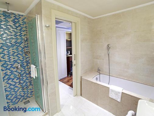 Grand Durmaz Hotel - Istanbul - Bathroom