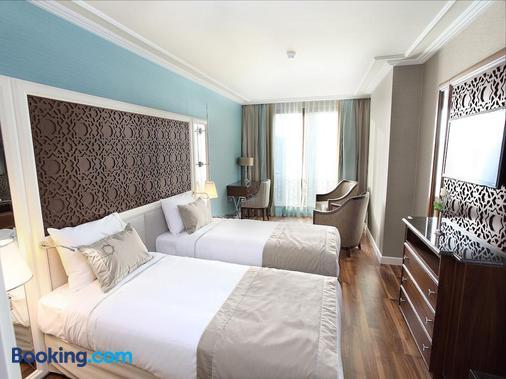 Grand Durmaz Hotel - Istanbul - Bedroom
