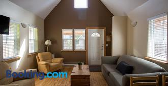 Reef Point Cottages - Ucluelet - Sala de estar