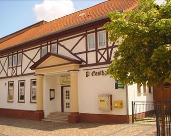 Hotel Garni Thüringer Kloßtheater - Friedrichroda - Gebäude