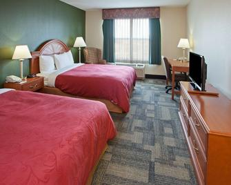 Country Inn & Suites by Radisson, Chicago O'Hare South, IL - Bensenville - Bedroom