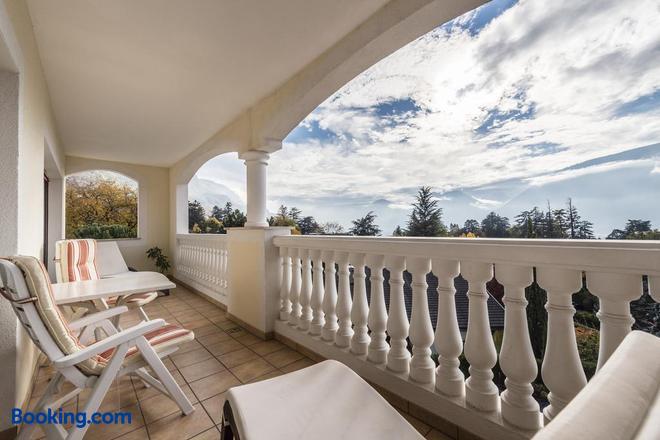 Hotel Sonnenburg - Merano - Balcony