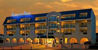 Alexander Hotel - Noordwijk - Building
