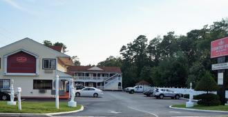 Country View Inn & Suites Atlantic City - Galloway - Building