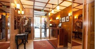 Hôtel Terminus Orléans - Paris - Reception