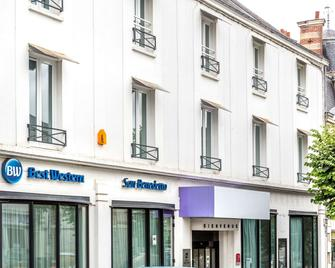 Best Western Hotel San Benedetto - Cholet - Building