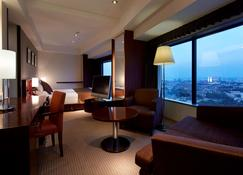 Shin Yokohama Prince Hotel - Yokohama - Κρεβατοκάμαρα