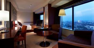Shin Yokohama Prince Hotel - יוקוהאמה - חדר שינה