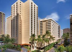 Hyatt Place Waikiki Beach - Honolulu - Edificio