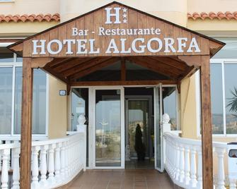 Hotel Algorfa - Algorfa - Venkovní prostory
