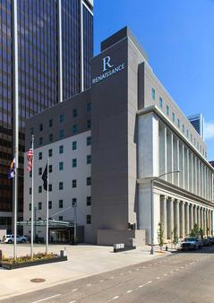 Renaissance Denver Downtown City Center Hotel - Denver - Building