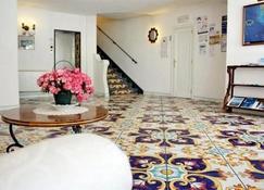 Hotel Savoia - Positano - Lobby