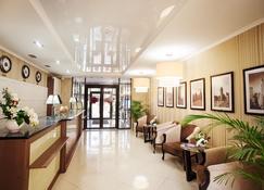 City & Business Hotel - Mineral'nye Vody - Ingresso
