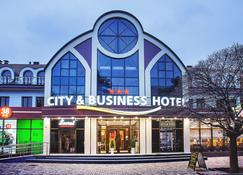 City & Business Hotel - Mineralnye Vody - Building