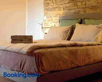 Le chalet des Pesettes - Thorens-Glières - Bedroom