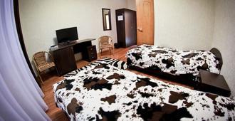 Medvedeff Hotel - Hostel - Ulyanovsk - Bedroom