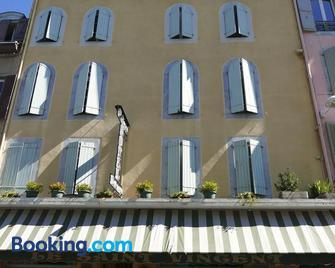 Hôtel Saint Vincent - Bagnères-de-Bigorre - Building