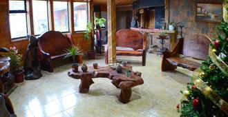 Hotel Patagonia Puerto Varas - Puerto Varas - Recepción