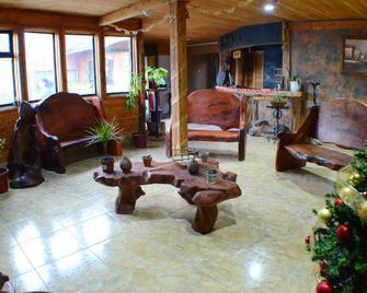 Hotel Patagonia Puerto Varas - Puerto Varas - Σαλόνι ξενοδοχείου