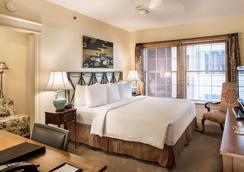 Hotel Lombardy - Washington - Makuuhuone