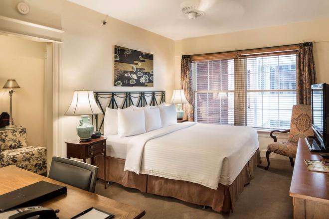 Hotel Lombardy - Washington - Camera da letto